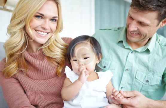 Our 4 Top Tips For New  Parents
